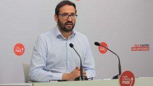 El secretario de Organización del PSOE de Castilla-La Mancha se muestra en contra del modelo de Madrid propuesto por Paco Núñez