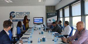 Empresarios de Guadalajara se informan sobre los medios de cobro y pagos internacionales