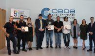 Entregados los premios del Maratón de Pinchos de la Federación Provincial de Turismo de Guadalajara
