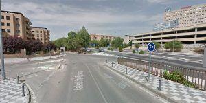 Este lunes comienzan en Cuenca las obras para realizar la conexión peatonal en la C Santo Tomás entre las avenidas de San Julián y Cruz Roja