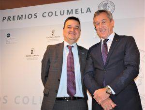 Eurocaja Rural asiste a los 'II Premios Columela', apoyando la promoción y divulgación de la dieta mediterránea