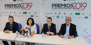 Finca Río Negro, empresa del año de los Premios Excelencia Empresraial 2019 de CEOE-Cepyme Guadalajara