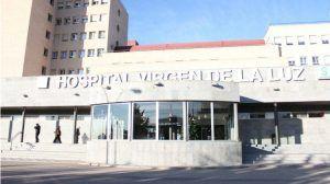Herida una niña de 9 años en un pie tras ser atropellada en el centro de Cuenca