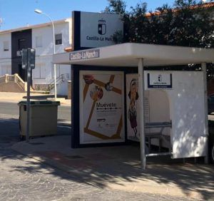 """Herreras considera un """"tremendo agravio y desprecio a todos los jareños"""" la supresión de paradas de autobús en su municipio"""