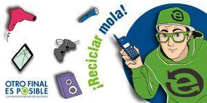 La campaña educativa de reciclaje 'Otro Final es Posible' de Ecotic impulsa su tercera edición en Castilla-La Mancha y Castilla y León