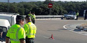 La campaña sobre el uso del cinturón de seguridad y sistemas de retención infantil (SIR) se salda con 25 denuncias en las carreteras conquenses