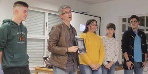 La creatividad cabanillera se reivindica en el acto del Día de las Bibliotecas
