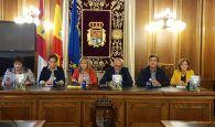 La Diputación de Cuenca acoge la presentación de la novela 'Indigentes' de Gabriel Catalán