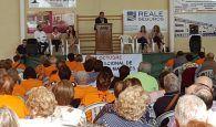 La Diputación de Cuenca celebra el Día de los Mayores en Belmonte con más de 400 personas de toda la provincia