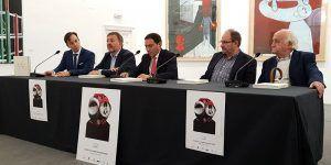 La Diputación de Cuenca dará un nuevo impulso a la Fundación Antonio Pérez para que atraiga a más visitantes