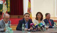 La Diputación de Cuenca habilitará tres millones de euros para la construcción de los dos nuevos parques de bomberos que estarán en la Sierra o la Alcarria