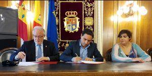La Diputación de Cuenca renueva el convenio con Cruz Roja para formar a 200 personas en el uso de desfibriladores