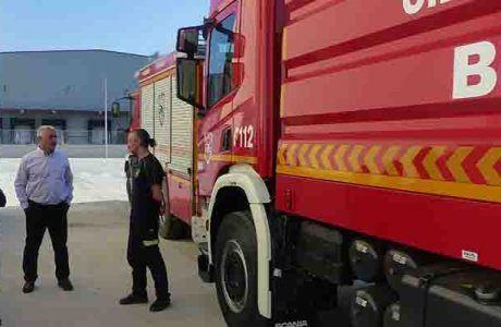 La Diputación de Guadalajara hará una modificación de crédito de 580.000 € para corregir los desajustes que arrastra el servicio provincial de bomberos