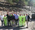 La Diputación de Guadalajara mejora ocho carreteras del Señorío de Molina con una inversión de 986.410 total de euros
