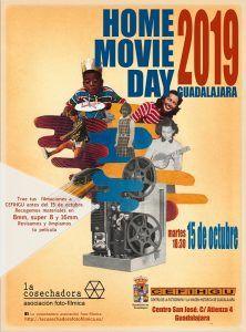 La Diputación de Guadalajara se suma al Home Movie Day (Día de la Película Casera)