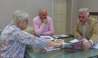 La Diputación y Cruz Roja analizan el desarrollo de los programas conveniados en la provincia de Guadalajara durante 2019