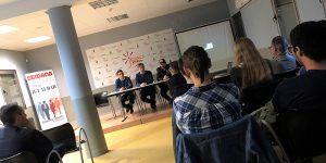 La Escuela Municipal de Cine de Cuenca inicia el nuevo curso para formar a la cantera conquense de la industria cinematográfica