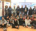 """La exposición de la campaña """"Sin ti no hay MAS"""" inicia su recorrido por los centros educativos de la Mancomunidad"""