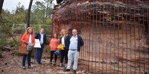 La Junta trabajará junto al Ayuntamiento de Villar del Humo en medidas dirigidas a incrementar el turismo en el entorno