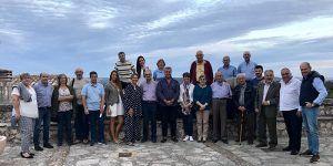 La política del Agua y la seguridad centran los asuntos abordados en la reunión comarcal del PP celebrada en Alocén