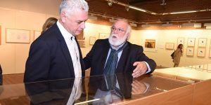 """La Sala de Arte """"Antonio Pérez"""" acoge hasta el 7 de diciembre una exposición de obras de Jorge Oteiza"""
