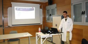 La Unidad Multidisciplinar de Atención a personas trans de Cuenca se da a conocer en los hospitales de Castilla-La Mancha