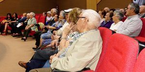 La voz de las personas de edad protagoniza el acto organizado por Cruz Roja Cuenca