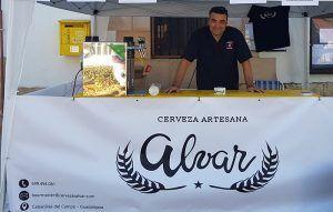 Llega Cervezas Alvar, desde Cabanillas del Campo, para conquistar el paladar de los amantes de la cerveza