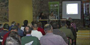 Mª Jesús Merino, alcaldesa de Sigüenza, presidirá el Grupo de Acción Local 'ADEL Sierra Norte'