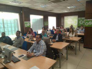 Más de 20 empresarios se informan en Tarancón sobre la optimización de Amazon en mercados internacionales