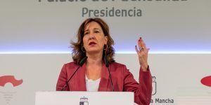 Margarita Canales, de Cuenca, y Laura Jiménez García, de Guadalajara, reconocidas por la Junta en el acto institucional del Día de la Mujer Rural