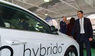 Martínez Chana avanza que la Diputación de Cuenca cambiará su parque móvil para apostar por vehículos híbridos y enchufables