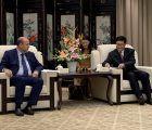 Martínez Guijarro solicita la colaboración de las autoridades de Sichuan para avanzar en un protocolo que permita comercializar azafrán de La Mancha en China