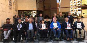 Mejorar la accesibilidad, reto de las administraciones local, provincial, regional y central en colaboración con Aspaym