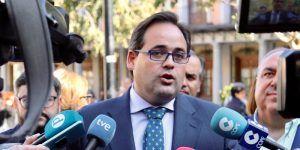Núñez afea a Page que ayer no acudiera a Barcelona en defensa del orden constitucional y de la unidad de España