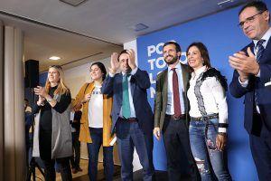 Núñez afirma que el PP cree firmemente en la defensa de nuestros pueblos y que Pablo Casado es el presidente del mundo rural