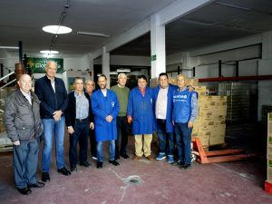 Empieza la distribución de la segunda fase del Programa de Ayuda Alimentaria 2019 en el que se verán beneficiadas más de 8.000 personas en la provincia de Cuenca