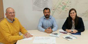 'Guadalajara Empresarial' visita el ayuntamiento de Chiloeches