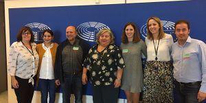 SSPA mantiene encuentros sobre despoblación con eurodiputados en la Semana Europea de las Regiones
