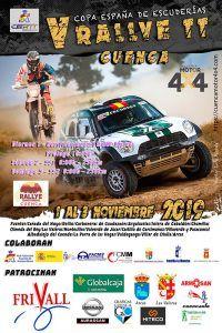 Todo listo para el inicio del V Rallye Todoterreno Cuenca 2019