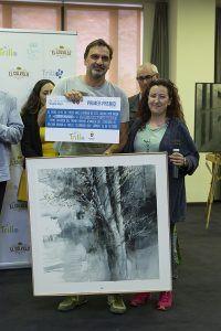 Trillo declara desierto el Primer Premio de su XVII Concurso de Pintura Rápida