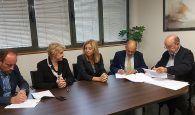 UCLM, Asaja e ICPOR trabajarán conjuntamente en un proyecto agrícola para la elaboración de un modelo integral de producción porcina