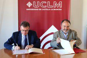 ugt clm y la uclm firman un convenio de colaboración para que trabajadores estudiantes y docentes compartan experiencias del mundo laboral | Liberal de Castilla