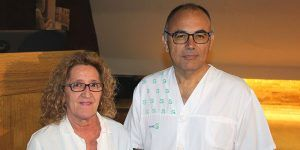 Un nuevo Jueves Enfermero recuerda en Guadalajara a los profesionales sanitarios y parasanitarios la importancia de la vacunación contra la gripe