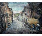 Un total de 8.200 euros en premios, en el XVIII Concurso de Pintura Fermín Santos