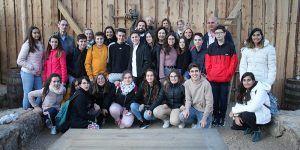 Una alumna del IESO 'Harevólar' de Alovera, ganadora del I concurso de relatos para escolares de Puy Du Fou España