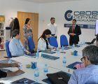 Una nueva jornada de comercio exterior organizada por CEOE Guadalajara se centra en cómo vender en plataformas digitales B2B