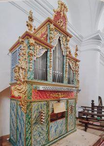 Villaescusa de Haro celebra el XXV aniversario de la restauración de su órgano histórico