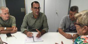 """Vox Guadalajara denuncia que """"el equipo de Gobierno de PSOE y Cs tiene abandonado el barrio de Los Manantiales"""""""