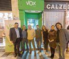 Vox inaugura su sede en Cuenca capital